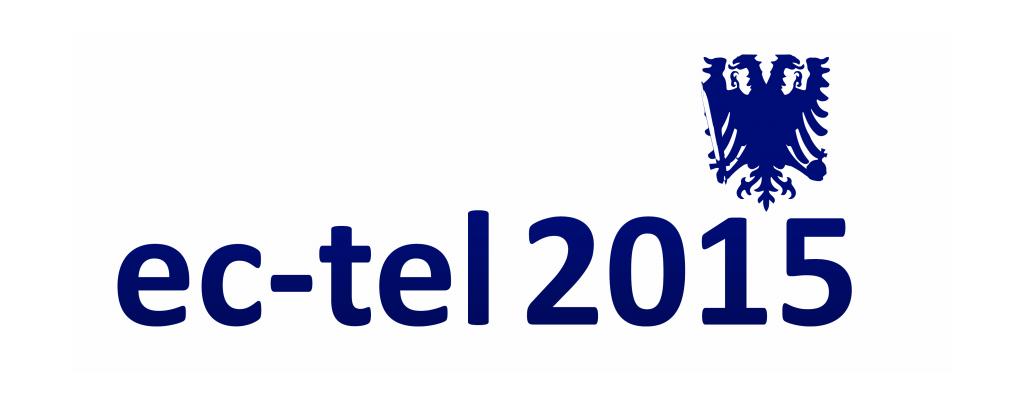 3 workshops aceptados para participar en el congreso EC-TEL 2015