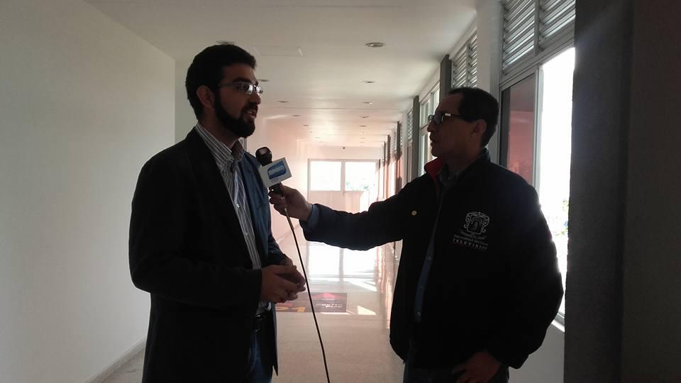 """Cátedra UNESCO en la Conferencia """"La transformación de la universidad a través de los MOOCs en el siglo XXI"""", organizada por Universidad del Cauca"""