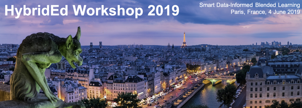 HybridEd Workshop 2019 (2019-06-04)