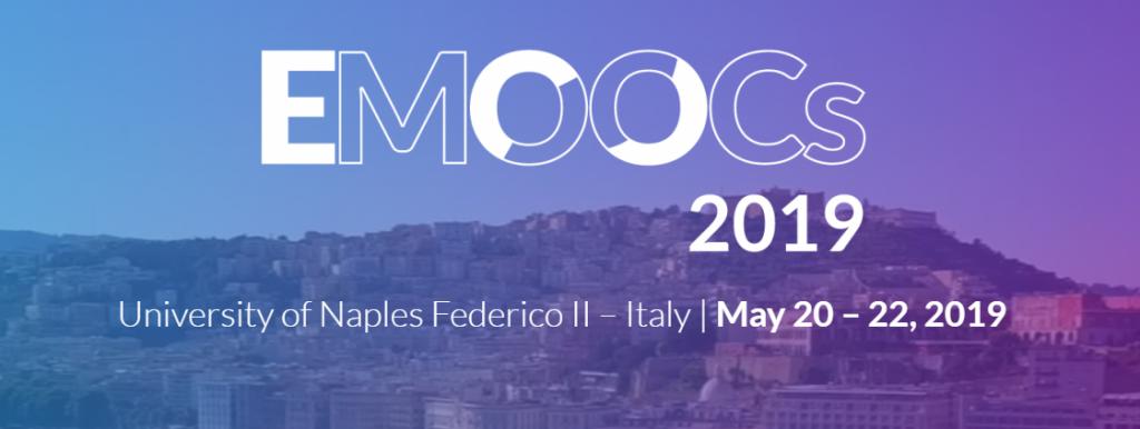 La Cátedra UNESCO participa en el evento EMOOCs 2019