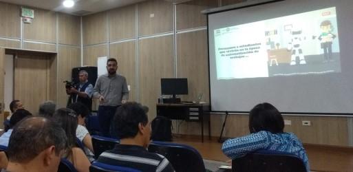 Carlos Alario Hoyos impartió un taller sobre diseño y producción de MOOCs y una conferencia invitada en la Universidad del Cauca (Colombia), del 30 al 31 de julio de 2019.