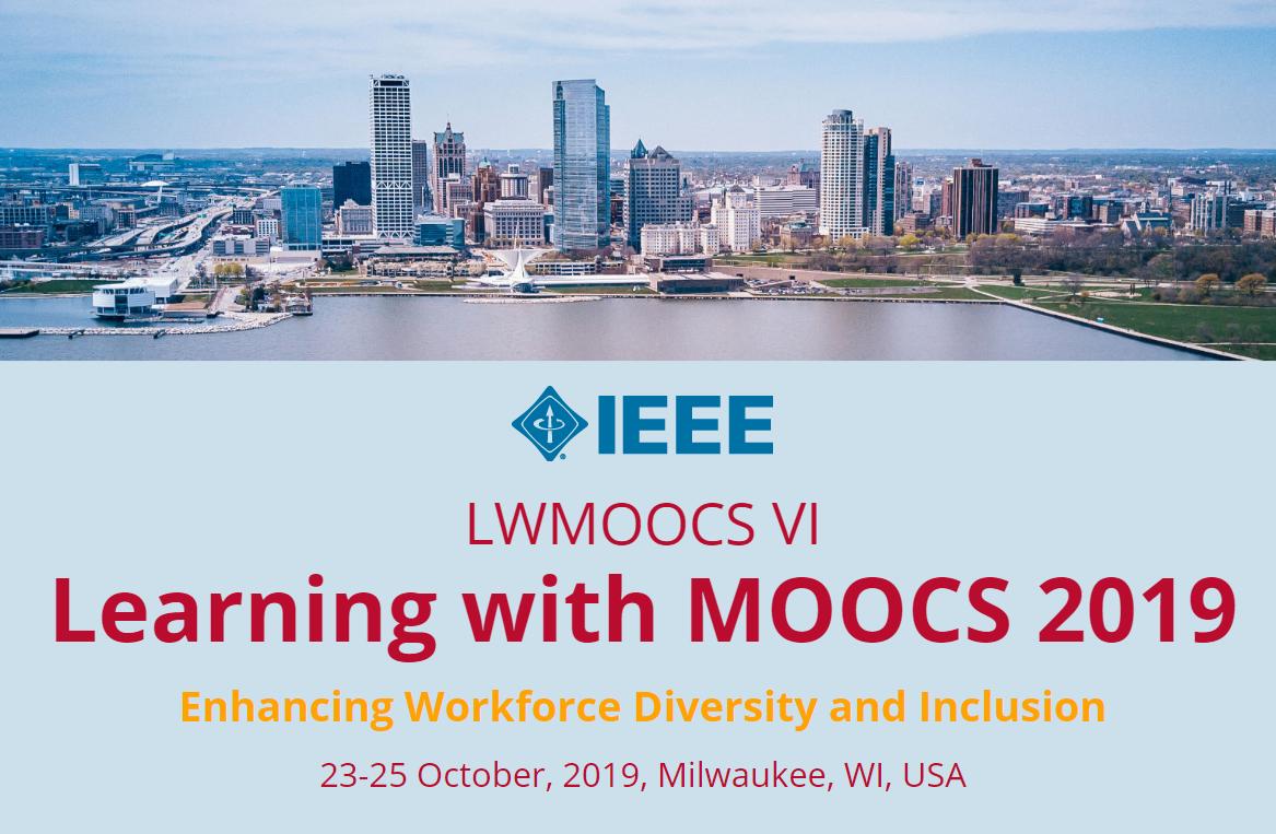 Carlos Delgado Kloos, director de la Cátedra UNESCO, participa en el evento «LWMOOCS VI 'Learning with MOOCS 2019'»