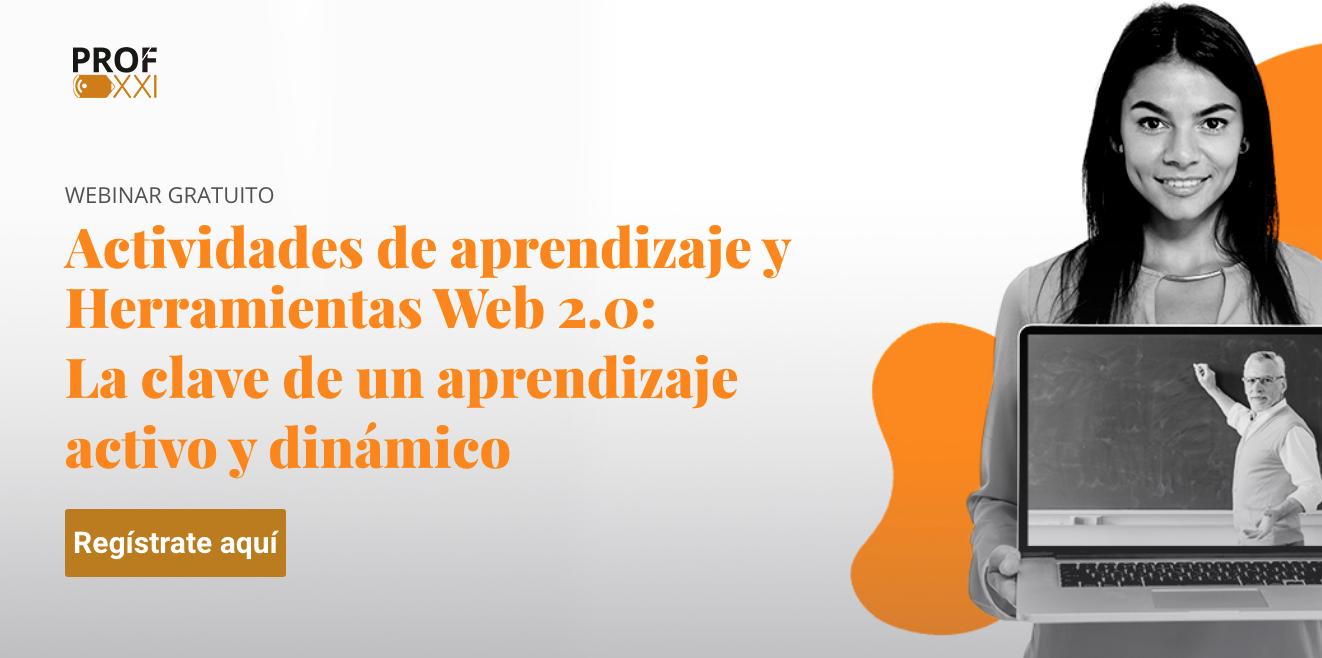 """La Cátedra UNESCO participa en el Webinar """"Actividades de aprendizaje y Herramientas Web 2.0: La clave de un aprendizaje activo y dinámico"""""""