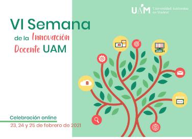 La Cátedra UNESCO participa en la VI Semana de la Innovación Docente de la UAM